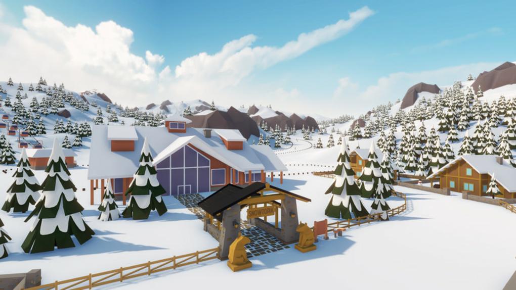 Скриншот №6 к Snowtopia Ski Resort Tycoon