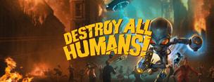Destroy All Humans! Special Skin Pack