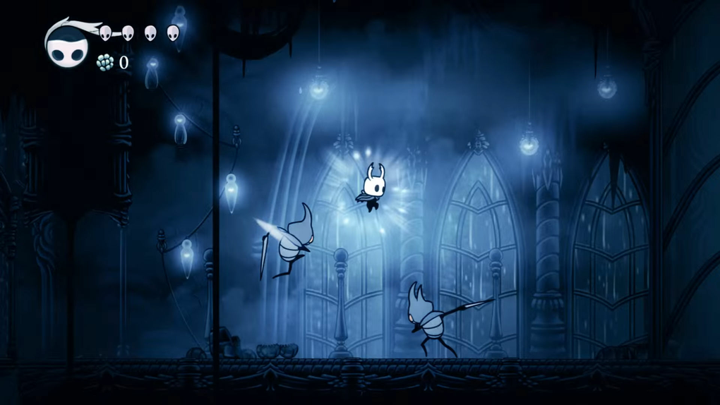 Скриншот №14 к Hollow Knight