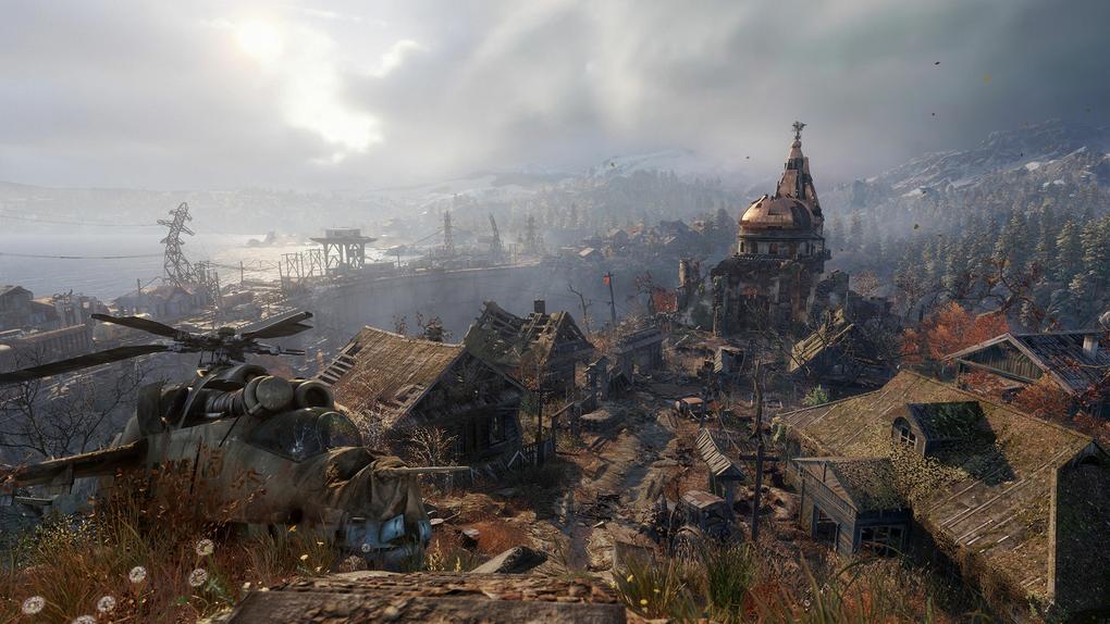 Скриншот №4 к Metro Exodus