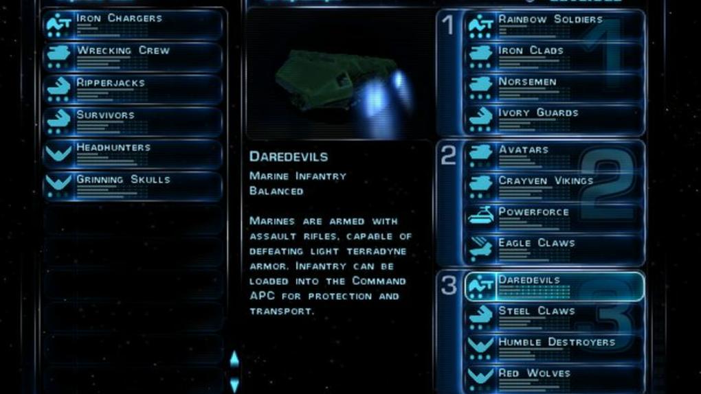 Скриншот №6 к Ground Control Anthology