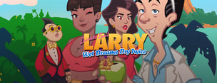 Leisure Suit Larry - Wet Dreams Dry Twice - Save the World Edition
